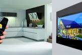 panel dotykowy Divus touchzone w kuchni