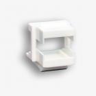 Adapter keystone do adapterów światłowodowych