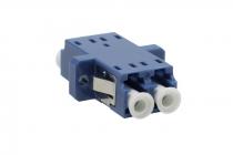 adapter swiatlowodowy monomodowy LC UPC duplex EmiterNet EM_ADLCPCSMDX
