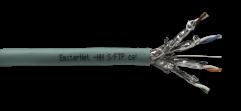 Kabel teleinformatyczny, S/FTP kat.7 1000 MHz B2ca LSZH-FR, drut 4x2x23AWG