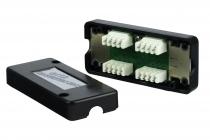 Łącznik natynkowy kabla UTP, kat.6