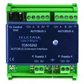 interfejs rozszerzenia magistrali Teletask