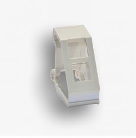 Adapter na szynę DIN do gniazda typu keystone