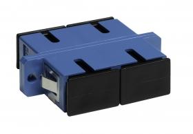 adapter światłowodowy monomodowy SC UPC SM duplex EmiterNet EM/ADSCUPCSMDX