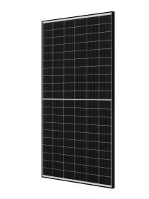 panel PV JA Solar rama czarna przód