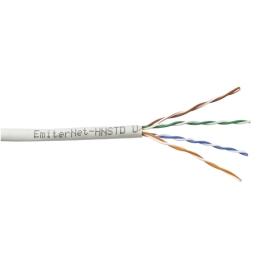 Kabel teleinformatyczny, UTP kat.5e, drut, STANDARD