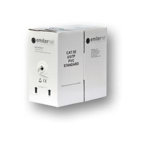 Kabel EmiterNet UTP kat.5e standard karton