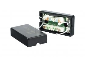 Łącznik natynkowy kabla UTP, kat.5e
