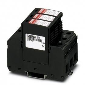 Ogranicznik przep. Phoenix Contact/355AC/typ T1/T2/ bez obudowy / Układ 3+0 / 2800189