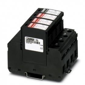 Odgromnik/ogranicznik przepięć typ 1/2 - VAL-MS-T1/T2_335/12.5/3+1 - 2800184