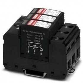 Ograniczniki przepięć typu 2 - VAL-MS_1000DC-PV/2+V -