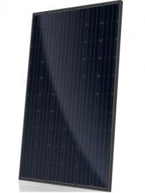 panel PV Canadian Solar All black