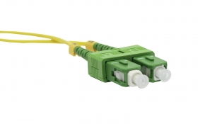 Patchcord duplex SM G.652D 9125 SC/APC-SC/APC EmiterNet