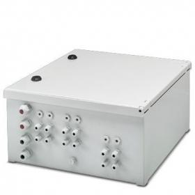 Skrzynka przyłączeniowa generatora do systemów fotowoltaicznych dla 2 MPPT, z rozłącznikiem przeciwpożarowym DC, PC-PV-SET2ST_1300FS
