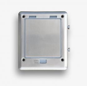 puszka podłogowa Emiter IP66 6-modułowa