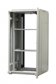 """szafa 19"""" ramowa stojąca Emiter 24U 600x600 EM/SH05D-6624"""