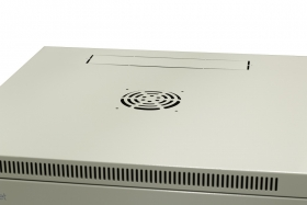 szafa 19 wisząca niedzielona EmiterNet, drzwi blacha gł. 600mm EM/AP6609-B