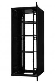 Szafa serwerowa ramowa stojąca EmiterNet Top-S (drzwi z szybą) EM/NDB-8042CZ-S