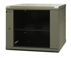 """szafa 19"""" wisząca niedzielona EmiterNet gł. 600mm niezmontowana EM/AS6609X"""